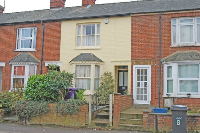 Thumbnail Terraced house for sale in Bearton Road, Hitchin, Hertfordshire