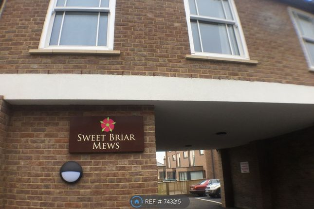 Thumbnail Flat to rent in Sweet Briar Mews, St. Albans