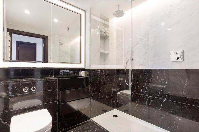 Shower Room of Tower One, The Corniche, 23 Albert Embankment, London SE1