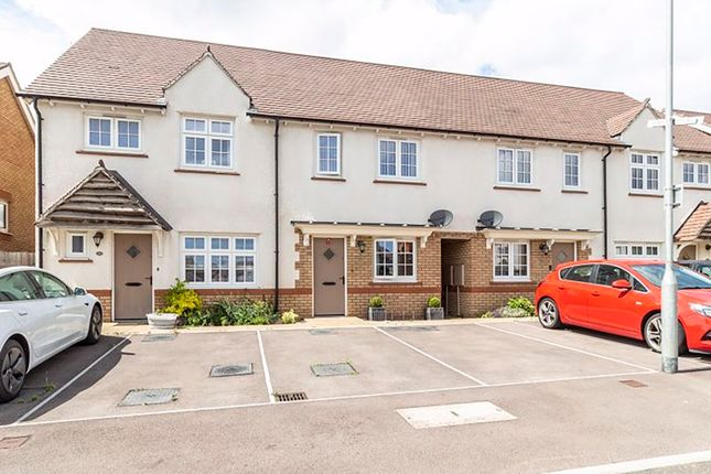 Thumbnail Terraced house for sale in Excalibur Drive, Newport