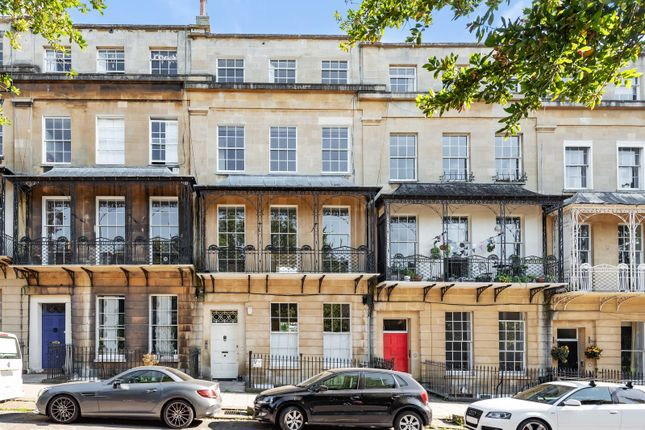 Thumbnail Terraced house for sale in Caledonia Place, Clifton, Bristol