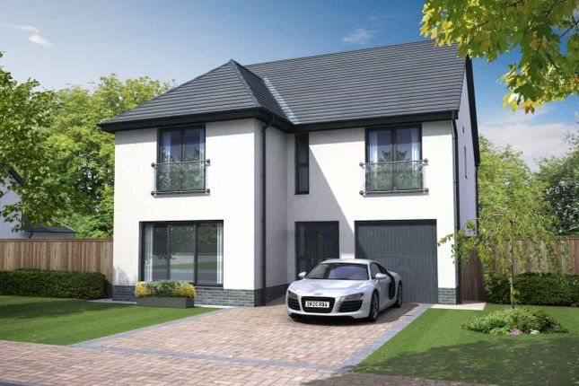 """Thumbnail Detached house for sale in """"Lawrie"""" at Glenluce Drive, Bishopton"""