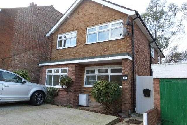 Thumbnail Detached house to rent in Grove Lane, Ipswich