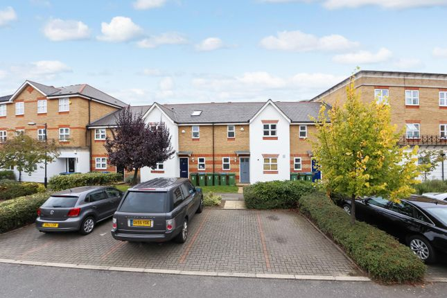 Thumbnail Terraced house to rent in Basevi Way, Greenwich