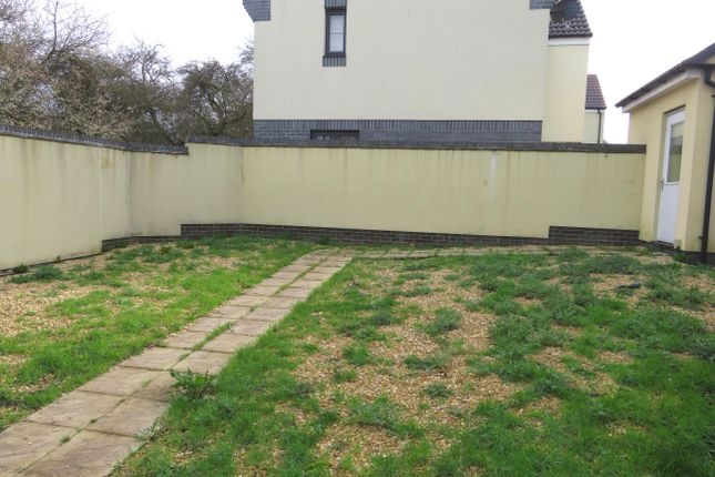 Garden of Oxleigh Way, Stoke Gifford, Bristol BS34