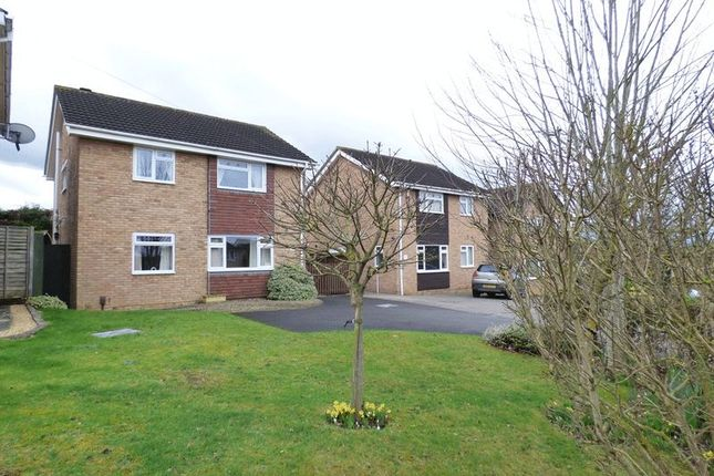 Thumbnail Detached house for sale in Wheatway, Abbeydale, Gloucester