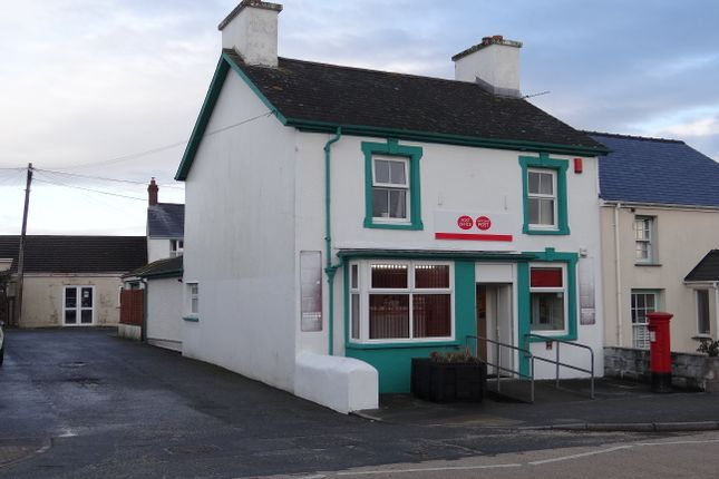 Thumbnail Retail premises for sale in Penparcau, Aberystwyth, Ceredigion