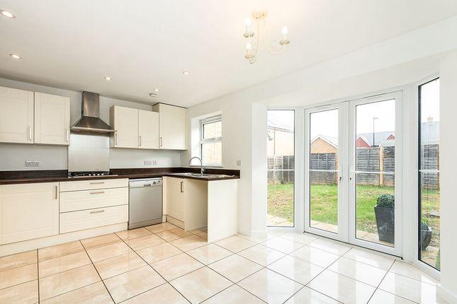 Kitchen of Cufaude Lane, Sherfield-On-Loddon, Hook, Hampshire RG27