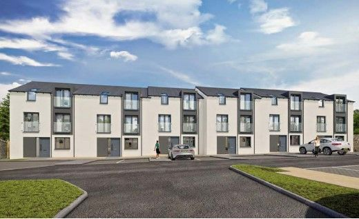 Thumbnail Town house for sale in 6 Allan Terrace, Off Greenfield Park, Musselburgh