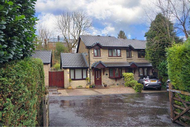 Thumbnail Semi-detached house for sale in Stamford Road, Ashton-Under-Lyne
