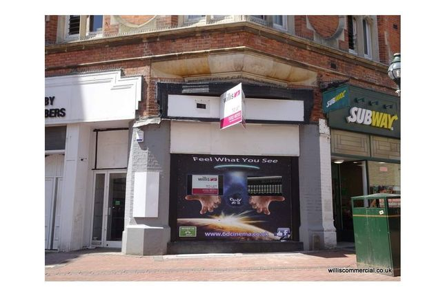 Thumbnail Leisure/hospitality to let in 8 Post Office Road, Bournemouth