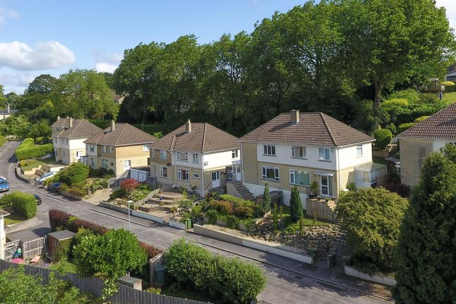 Thumbnail Semi-detached house for sale in West View Road, Batheaston, Bath