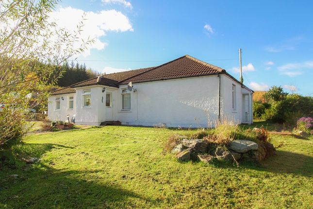 Thumbnail Detached bungalow for sale in ., Crianlarich