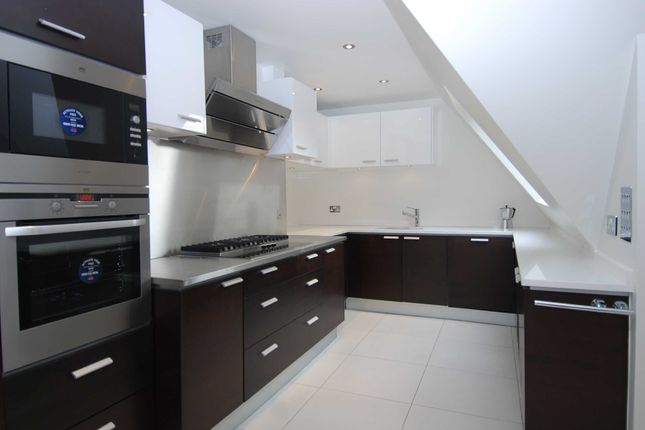 Thumbnail Flat to rent in Bickenhall Mansions, Bickenhall Street, Marylebone, London