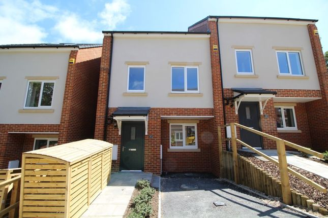 Thumbnail Semi-detached house for sale in Robert Tressell Close, Hastings