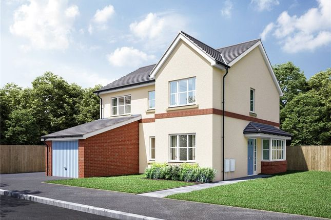 Thumbnail Detached house for sale in Manchester Road, Congleton, Cheshire