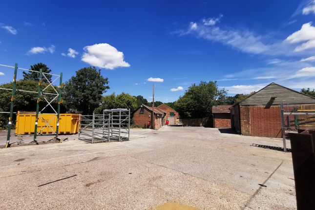 Thumbnail Industrial for sale in Travis Perkins Site, Albion Place, London Road, Hartley Wintney