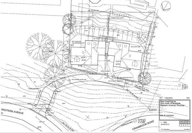 Image 7 of Development Plot, Western Avenue, Prudhoe NE42
