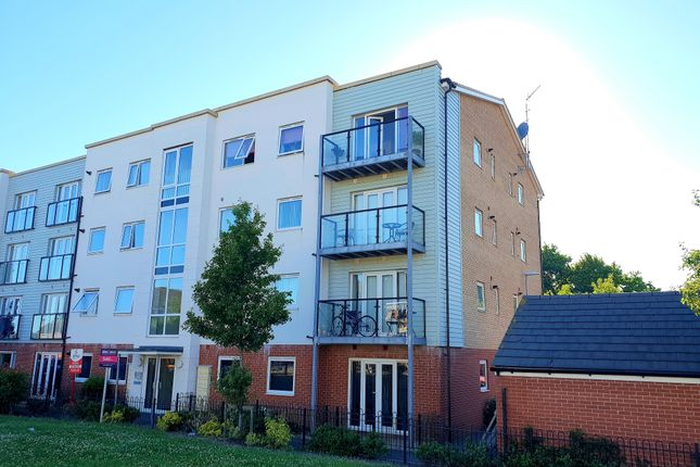 Thumbnail Flat to rent in Onyx Crescent, Thurmaston, Leicester