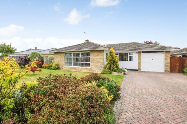 Thumbnail Detached bungalow for sale in Woodvale Avenue, Chestfield, Whitstable, Kent