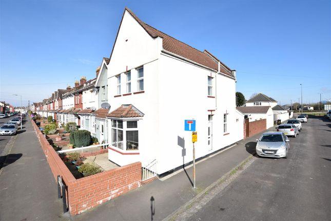 Thumbnail End terrace house for sale in Davis Street, Avonmouth, Bristol