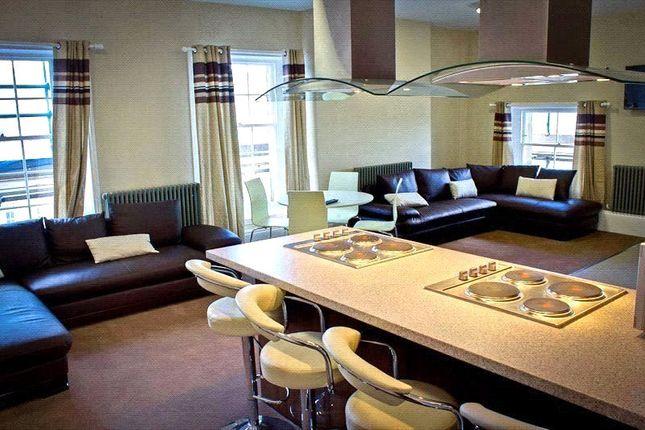 Thumbnail Flat to rent in Flat 1.2, Merchants Hall, Huddersfield