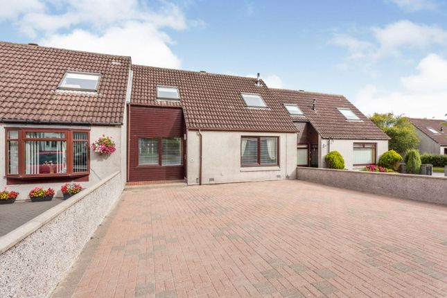 Thumbnail Terraced house for sale in Lewis Drive, Sheddocksley, Aberdeen