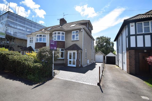 Thumbnail Semi-detached house for sale in Westbury Court Road, Westbury-On-Trym, Bristol