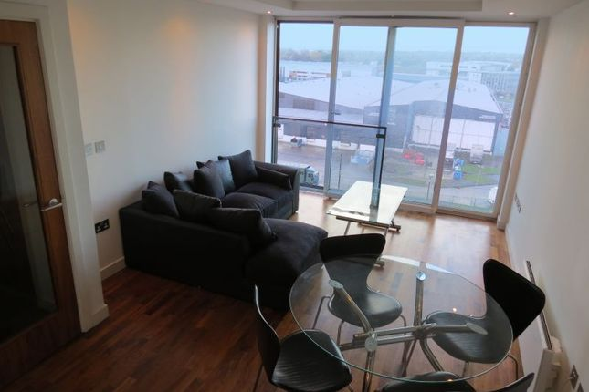 Thumbnail Flat to rent in Dock 9, 94 The Quays, Salford Quays