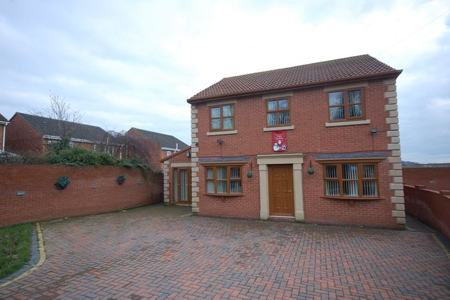Thumbnail Detached house to rent in Ashwood Grange, Thornley, Durham