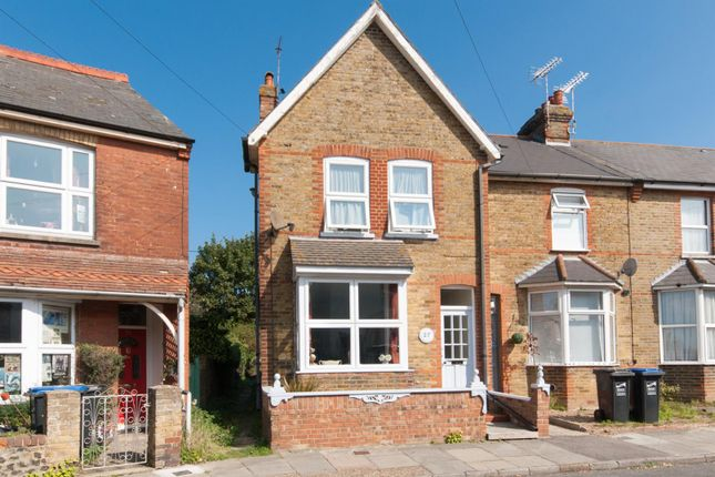 3 bed end terrace house for sale in Crescent Road, Birchington