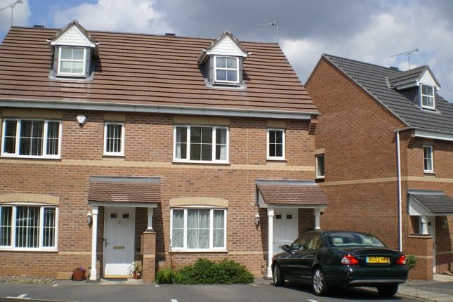 Thumbnail Detached house to rent in Gillquart Way, Cheylesmore, Coventry