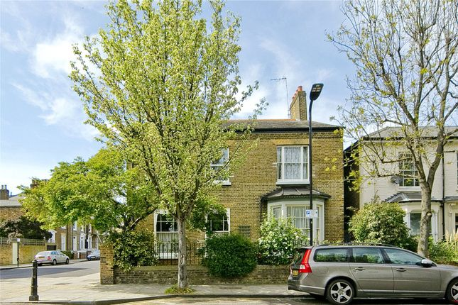 Thumbnail Detached house for sale in Malvern Road, Hackney