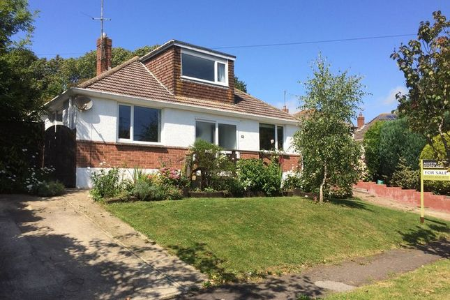 Thumbnail Bungalow for sale in St. Julien Crescent, Weymouth