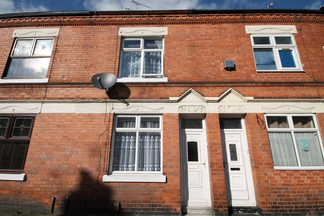 Thumbnail Terraced house for sale in Battenberg Road, West End, Leicester