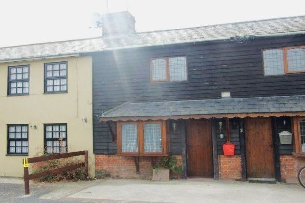 2 bed cottage to rent in Clacton Road Weeley Heath, Clacton-On-Sea CO16