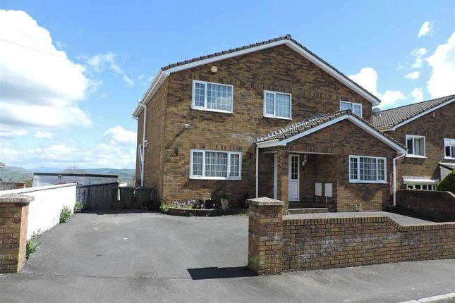 Thumbnail Detached house for sale in Francis Road, Morriston, Swansea