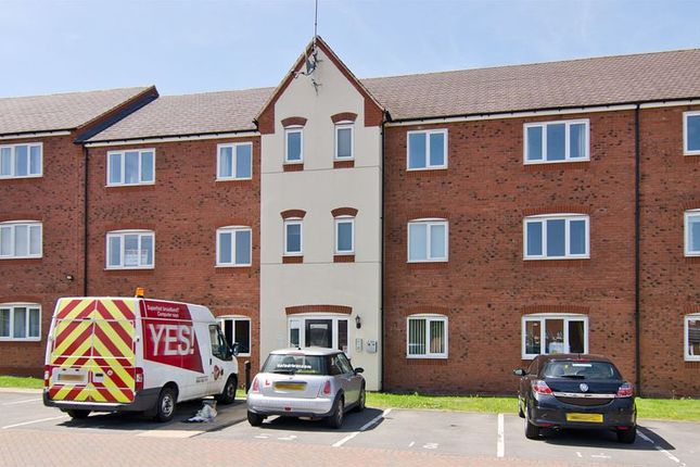 2 bed flat for sale in Hobby Way, Cannock WS11