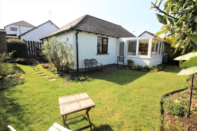 Thumbnail Terraced bungalow for sale in Shipley Close, South Brent