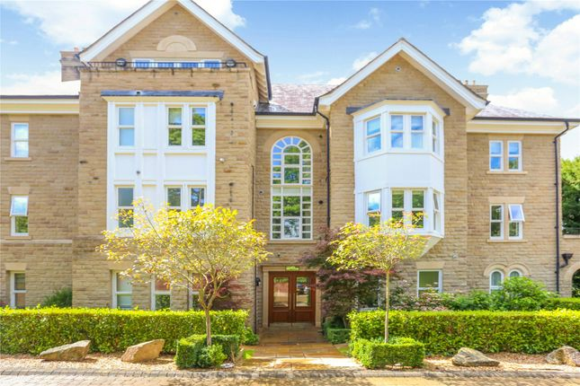 Thumbnail Flat to rent in St. Hilarys Park, Macclesfield Road, Alderley Edge, Cheshire