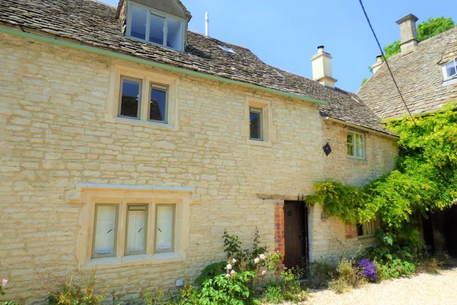 Thumbnail Cottage for sale in Arlington Green, Bibury, Gloucestershire