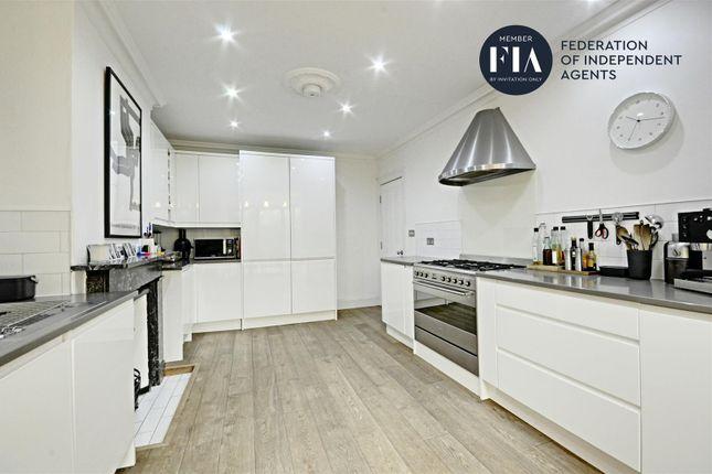 Kitchen of Blandford Road, London W5