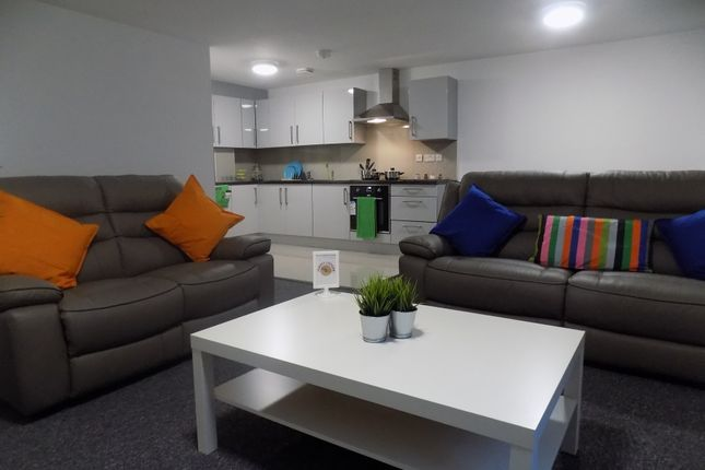 Thumbnail Shared accommodation to rent in Infirmary Road, Sheffield