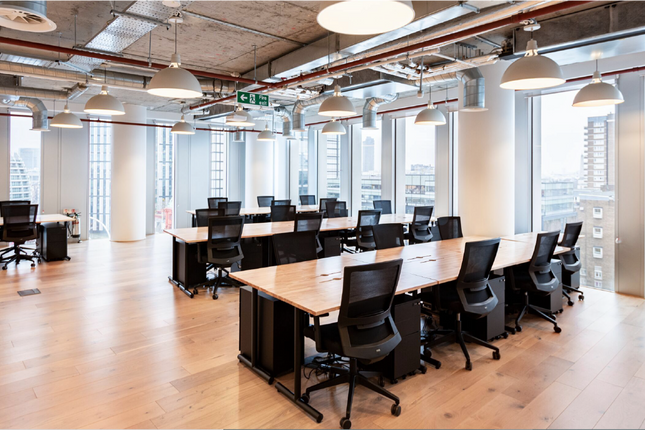 Thumbnail Office to let in Linen Court, 10 East Road, London