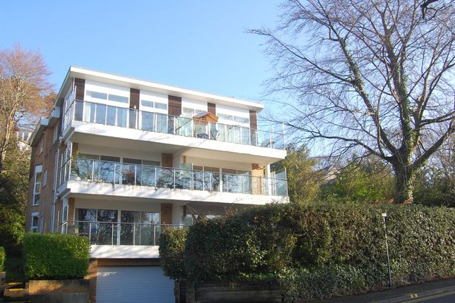 Thumbnail Flat to rent in Windsor Road, Parkstone, Poole