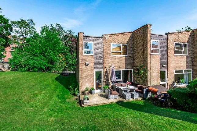 Thumbnail Terraced house for sale in Fernwood, Park Villas, Lidgett Park, Roundhay, Leeds
