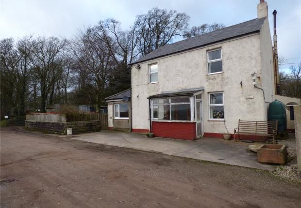 Thumbnail Detached house for sale in Pinewood, Southerfield, Abbeytown, Wigton