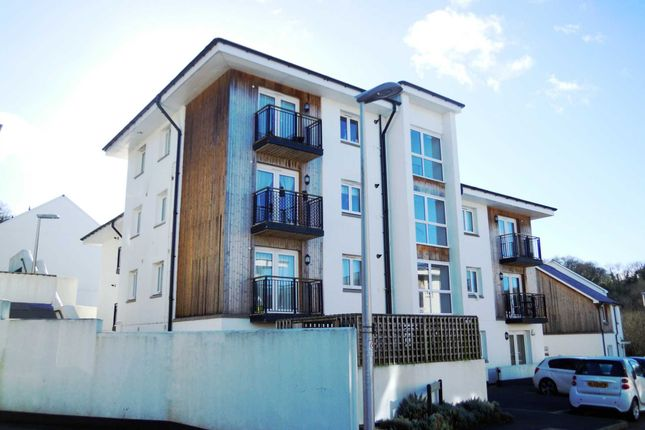 Thumbnail Flat for sale in Berkshire Close, Ogwell, Newton Abbot