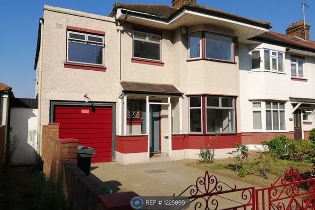 Thumbnail Semi-detached house to rent in Boston Manor Road, London