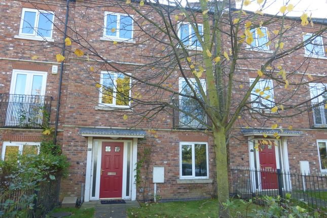 Thumbnail Town house for sale in Desford Road, Kirby Muxloe, Leicester